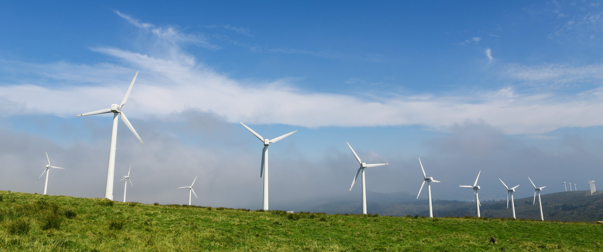 Onshore,Wind,Farm,In,The,Northern,Part,Of,Galicia,,Spain.